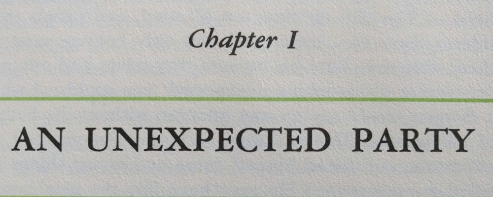 Chapter One: In Which We Begin