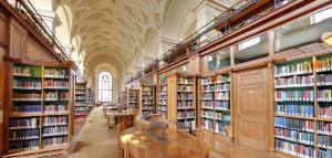 cambridge - gonville & caius library